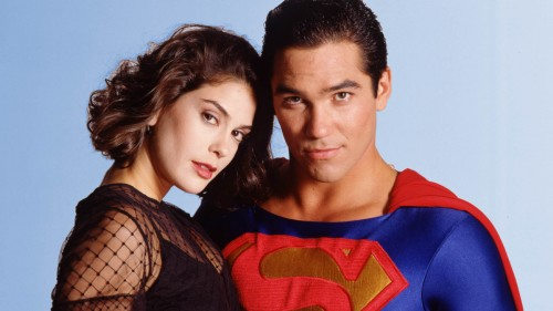 Exhibit A - A Picture of Lois and Clark for reference. (Note: my clients may have looked slightly different than this)